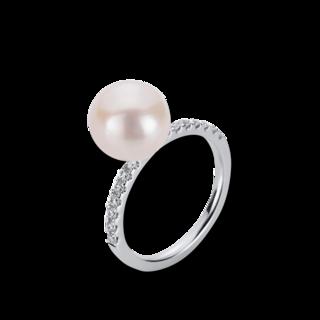 Brogle Selection Ring Basic Perle 1B743W8