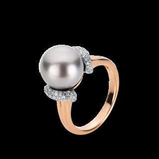 Brogle Selection Ring Basic Perle 1C237RW8