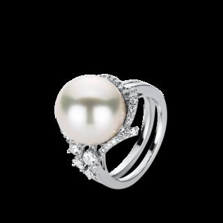 Brogle Selection Ring Basic Perle 1C240W8