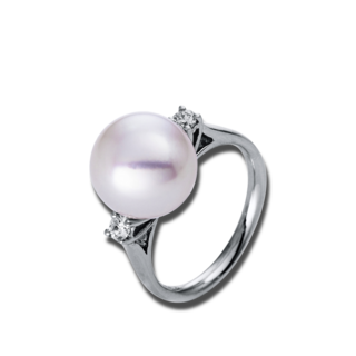 Brogle Selection Ring Basic Perle 1L098W8