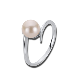 Brogle Selection Ring Basic Perle 1L206W4