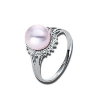 Brogle Selection Ring Basic Perle 1R091W4