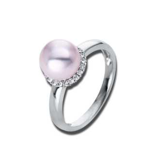 Brogle Selection Ring Basic Perle 1R092W4