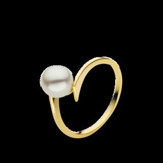 Brogle Selection Ring Basic Perle 1T389G8