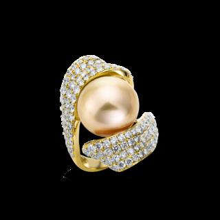 Brogle Selection Ring Basic Perle 1T612G4