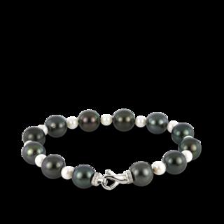 Brogle Selection Armband Basic Perlen 5A038W8-1
