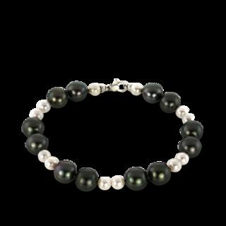 Brogle Selection Armband Basic Perlen 5A040W8-1