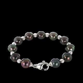 Brogle Selection Armband Basic Perlen 5A042W8-1