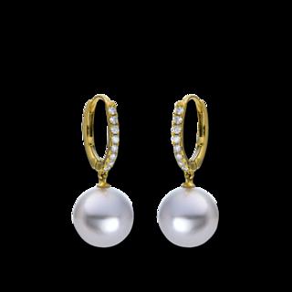 Brogle Selection Creolen Basic Perlen 2G189G8-1