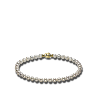 Brogle Selection Halskette Basic Perlen 4A086G8-1