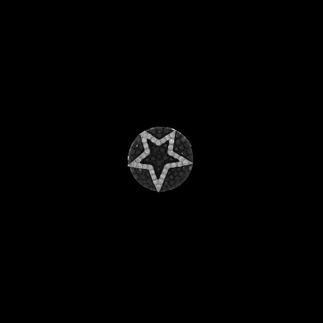 Anhänger Brogle Selection Basic Stern aus 750 Weißgold mit mehreren Brillanten (1,31 Karat) bei Brogle