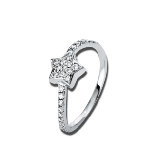 Brogle Selection Ring Basic Stern 1R264W8