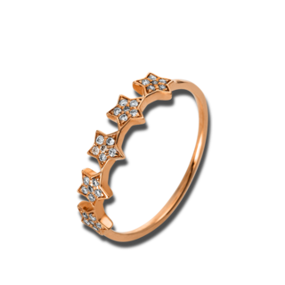 Brogle Selection Ring Basic Sterne 1P970R8