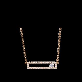 Brogle Selection Halskette mit Anhänger Casual 4A576R8-3