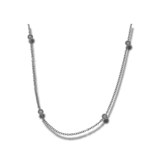 Brogle Selection Halskette Casual 4A638W8-5