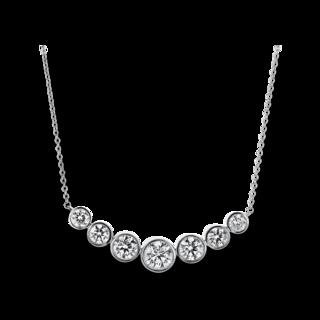 Brogle Selection Halskette mit Anhänger Casual 4A789W8-1