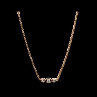 Brogle Selection Halskette mit Anhänger Casual 4B026R8-2