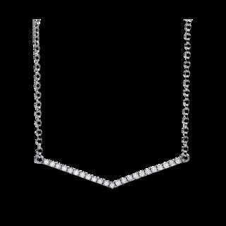 Brogle Selection Halskette mit Anhänger Casual 4B054W8-1