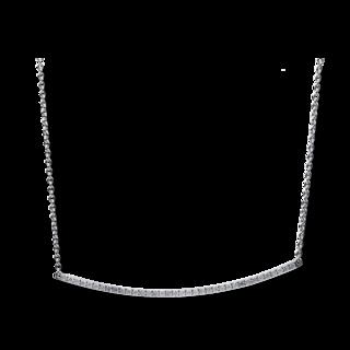 Brogle Selection Halskette mit Anhänger Casual 4B075W8-2