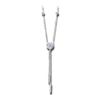 Brogle Selection Halskette mit Anhänger Casual 4B149W8-2