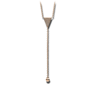 Brogle Selection Halskette mit Anhänger Casual 4B165R4-1