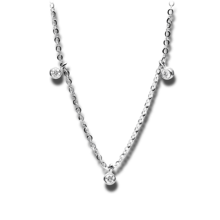 Brogle Selection Halskette mit Anhänger Casual 4B522W4-5