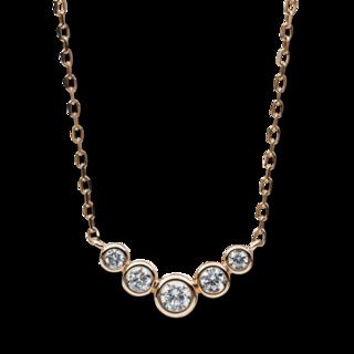 Brogle Selection Halskette mit Anhänger Casual 4B523R8-1