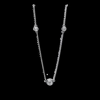 Brogle Selection Halskette mit Anhänger Casual 4C112W8-1