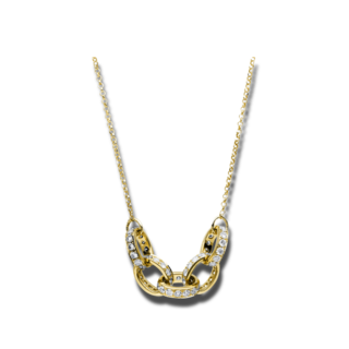 Brogle Selection Halskette mit Anhänger Casual 4C154G8-1