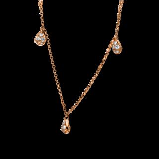 Brogle Selection Halskette mit Anhänger Casual 4C179R8