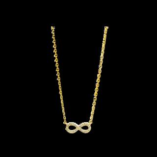 Brogle Selection Halskette mit Anhänger Casual 4C245G8-1