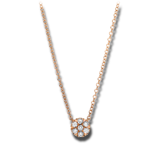 Brogle Selection Halskette mit Anhänger Casual 4C936R8-2