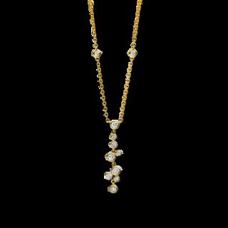 Brogle Selection Halskette mit Anhänger Casual 4D039G4