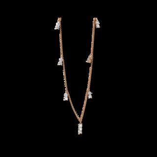 Brogle Selection Halskette mit Anhänger Casual 4D113R8