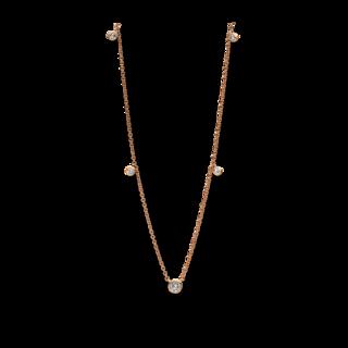 Brogle Selection Halskette mit Anhänger Casual 4D140R8