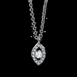 Brogle Selection Halskette mit Anhänger Casual 4D383W8-4