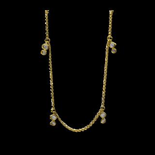 Brogle Selection Halskette mit Anhänger Casual 4D498G8-2