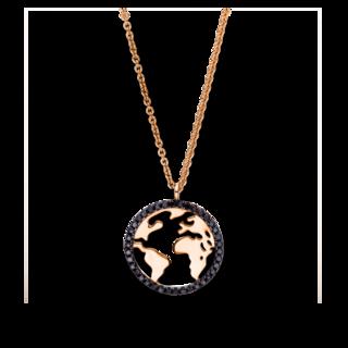 Brogle Selection Halskette mit Anhänger Casual 4D575R8-2