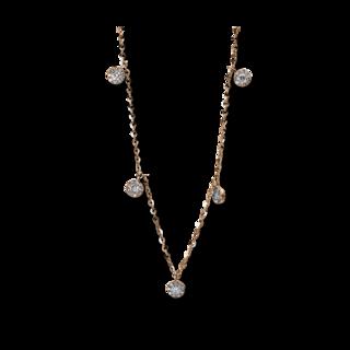 Brogle Selection Halskette mit Anhänger Casual 4D872R8-1