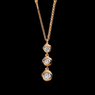 Brogle Selection Halskette mit Anhänger Casual 4D908R8-1