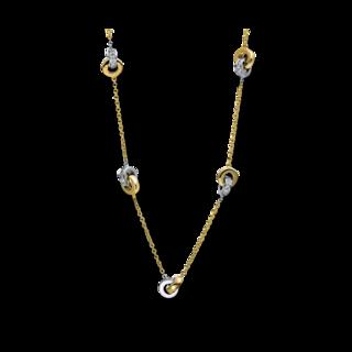 Brogle Selection Halskette mit Anhänger Casual 4E006GW8-2