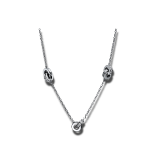 Brogle Selection Halskette mit Anhänger Casual 4E006W8-1