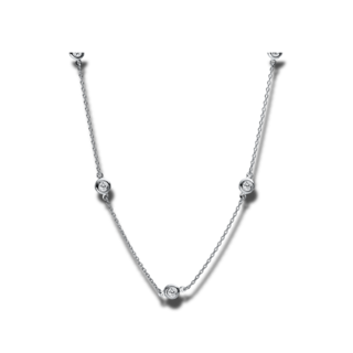 Brogle Selection Halskette Casual 4E158W8-1