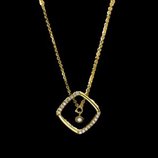 Brogle Selection Halskette mit Anhänger Casual 4E223G8-1
