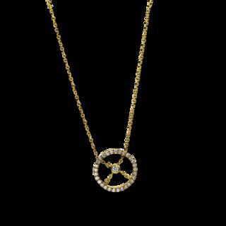 Brogle Selection Halskette mit Anhänger Casual 4E224G8-3