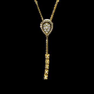 Brogle Selection Halskette mit Anhänger Casual 4E228G8-1