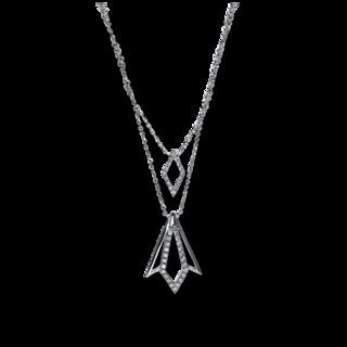 Brogle Selection Halskette mit Anhänger Casual 4E231W8-1