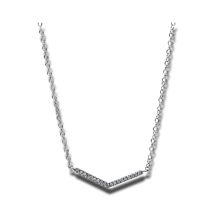 Brogle Selection Halskette mit Anhänger Casual 4E289W8-1