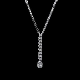 Brogle Selection Halskette mit Anhänger Casual 4E332W8-1