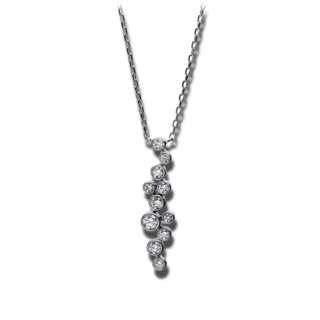 Brogle Selection Halskette mit Anhänger Casual 4E480W8-1